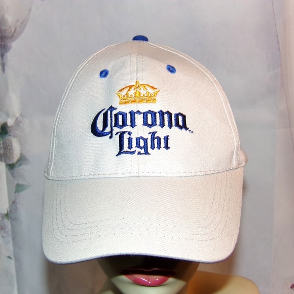 BDA Other - Corona Light Hat Beer Hat Embroidered Baseball Cap 81dc35b4049c